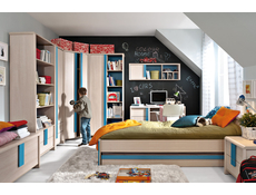 Caps - Children`s Bedroom Furniture Set