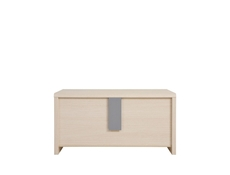 Trunk Storage Toy Chest Oak with Pink, Blue or Grey - Caps (KUF 120)