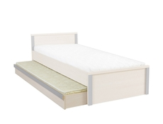 Single Bed with lower bed drawer - Caps (LOZ 90 + LOZ 85D)