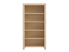 Bookcase Shelf Cabinet - Agustyn