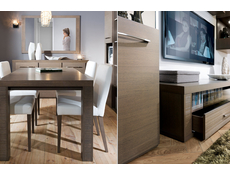 Iberia - Glass-Fronted Display Cabinet Left (REG1WL/12)