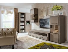 Iberia - Bookcase Shelf Cabinet Left (REGL/20)