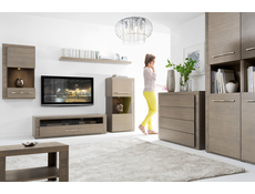 Iberia - TV Cabinet with Drawer