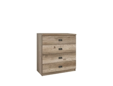 Wide Chest of Drawers - Malcolm
