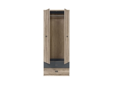 Two Door Wardrobe - Malcolm (SZF2D2S)