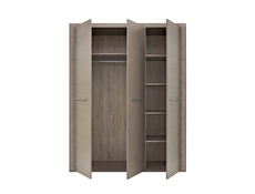 Iberia - Three Door Wardrobe  (SZF3D)