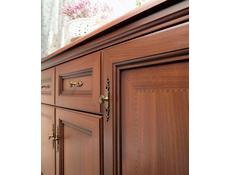 Stylius - Wide Sideboard Dresser Cabinet (NKOM 4D2S)