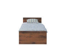 Single Ottoman Storage Bed with Mattress - Indiana