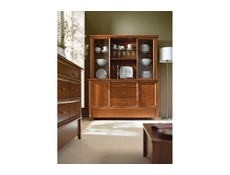 Orland - Glass-Fronted Display Cabinet Top Unit (NAD2W/150)