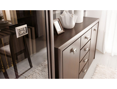 Koen - Glass-Fronted Display Cabinet (REG1W2S)