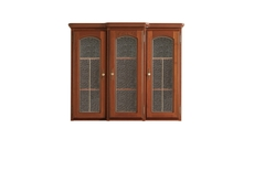 Glass Dresser Display Cabinet Top Unit - Bawaria (DNAD 3W/113)