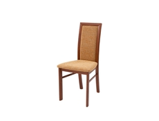 Dining Chair with Mustard fabric - Bolden (XKRS)