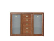 Sideboard Dresser Display Cabinet - Bolden (KOM2W5S)