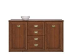 Sideboard Dresser Cabinet - Bolden (KOM2D4S)
