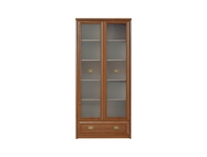 Glass Display Cabinet - Bolden (REG2W1S/90)