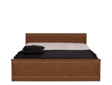 Bolden - King Size Bed (LOZ/160)